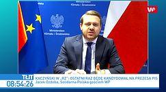 Jarosław Kaczyński mówi o koalicji z PSL.  Jacek Ozdoba: to byłby niezrozumiały ruch dla wyborców