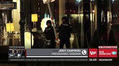 Atak terrorystyczny w Wiedniu. Dramatyczna relacja Polaka
