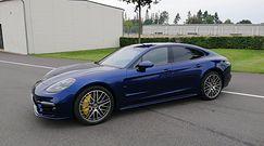 Porsche Panamera: pierwsza jazda odświeżonym modelem