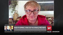Magdalena Środa przeprasza za swoje słowa o Kindzie Dudzie