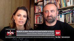 Joanna Górska komentuje raport NIK na temat badań pacjentów onkologicznych