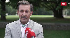 """Rafał Królikowski: """"Musimy się nauczyć z tym wszystkim żyć"""""""