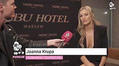 """Joanna Krupa UDERZA w Karolinę Pisarek: """"TO JEST DZIECKO! Come on, JA CIĘ WYLANSOWAŁAM!"""""""