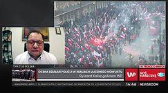 Strajk Kobiet. Ryszard Kalisz o porównaniach Marszu Niepodległości z protestami po orzeczeniu TK