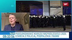 Marsz Niepodległości 2020. Tomasz Siemoniak oskarża Jarosława Kaczyńskiego