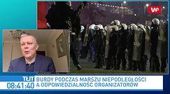 Marsz Niepodległości 2020. Skandaliczny incydent. Tomasz Siemoniak oburzony