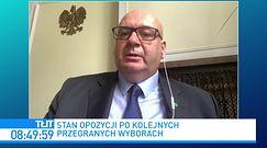 """Jarosław Kaczyński mówił o """"uśmiechach"""". Piotr Zgorzelski o relacjach PiS i PSL"""