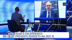 """Spadek PKB Polski. """"Odbicie jest realne, kryzys przeżywamy łagodnie"""""""