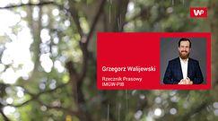 Sytuacja pogodowa w Polsce. Rzecznik IMGW wyjaśnia