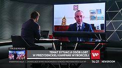 Wybory 2020. Andrzej Duda o LGBT. Prezydencki minister Paweł Mucha: nie ma dyskryminacji