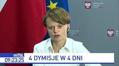 Rekonstrukcja rządu. Emilewicz tłumaczy odejście Szumowskiego