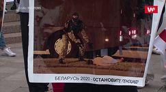 """Białoruś. Tłumy w stolicy kraju. Krzyki w stronę Aleksandra Łukaszenki: """"odejdź"""""""