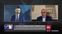 Kolejny bank Czarneckiego zostanie przejęty za złotówkę? Giertych komentuje