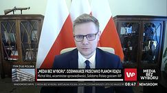 Podatek od reklam 2021. Michał Woś o stanowisku Solidarnej Polski