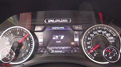 RAM 1500 5.7 HEMI V8 401 KM (AT) - acceleration 0-100 km/h