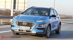 Hyundai Kona - dobra hybryda nie musi być z Japonii