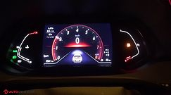 Renault Captur 1.3 TCe 130 HP (AT) - acceleration 0-100 km/h