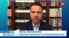 Burza po materiale WP o Zbigniewie Ziobrze. Komentarz Rafała Trzaskowskiego