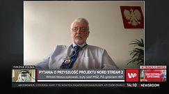 Nord Stream 2. Waszczykowski: Niemcy w sposób bezczelny lansują swoje interesy