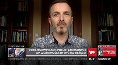 Tomasz Rożek krytykuje ogólnopolski lockdown