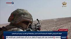 Armia Jordanii w akcji. Zobacz wideo z manewrów wojskowych