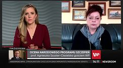Reinfekcje u ozdrowieńców. Coraz więcej przypadków. Komentuje prof. Agnieszka Szuster-Ciesielska