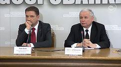 Jarosław Kaczyński o euro