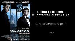 Władza - wywiad z Russellem Crowe'em