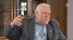 Lech Wałęsa o PiS