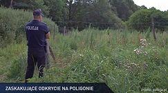 #dziejesiewpolsce: odkrycie na poligonie