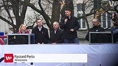Ryszard Petru dla WP: Kolejne marsze? Wszystko zależy od Jarosława Kaczyńskiego