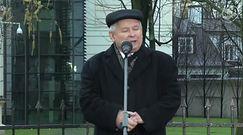 V Marsz Wolności i Solidarności w Warszawie. Jarosław Kaczyński: w Polsce trwa wielki spór