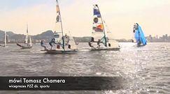 Igrzyska olimpijskie wśród smrodu i śniętych ryb