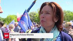 Małgorzata Kidawa-Błońska: cała Polska powinna być jak ci ludzie tutaj