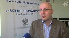 Robert Kropiwnicki wyjaśnia, czego domaga się od Patryka Jakiego w pozwie za słowa o agencji towarzyskiej