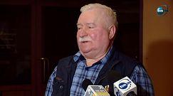 Incydent na spotkaniu z Lechem Wałęsą