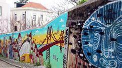 Street art z całego świata: Lizbona