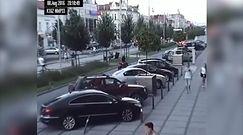 Nietypowy pościg w centrum Częstochowy