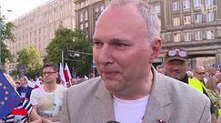 Jarosław Kurski: na marsze KOD przychodzą normalni ludzie, nie odpuszczam żadnej demonstracji