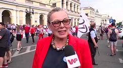 """Sonda WP wśród uczestników marszu KOD. """"Polska jeszcze jest państwem demokratycznym"""""""