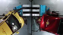 W ciągu 20 lat bezpieczeństwo samochodów bardzo się zmieniło