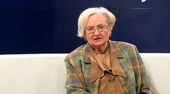 Prof. Ewa Łętowska mówi o końcu Trybunału Konstytucyjnego