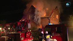 Tragiczny finał akcji strażaków