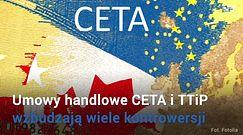 CETA oznacza wzrost roli korporacji? Polska wydała na ugody 2 mld euro