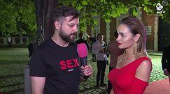 """Sylwia Nowak broni nagości na Instagramie: """"Ludzie chcą to oglądać!"""""""