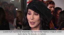 """Cher opowiada o wizycie w Armenii: """"Ucieszyłam się, że ludzie wyglądają tak jak ja"""""""