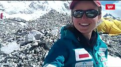Miłka Raulin dotarła do bazy pod Mount Everest. Polka przesłała nam nagranie