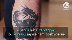 Tatuaż czy kariera? W tych branżach musisz wybrać