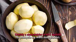 Trzy okłady z ziemniaków