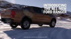 Ford Ranger (2018) wersja USA - premiera